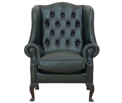 chesterfield-oorfauteuil-groen-tweedehands-112013
