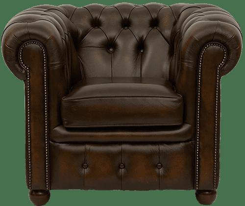 Burnley primium chesterfield stoel