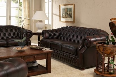 Delta Chesterfield Windsor set