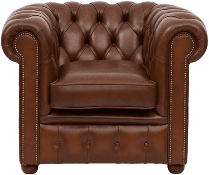 Delta-chesterfield-traditioneel-1zits-stoel-Eton-birch-gold.
