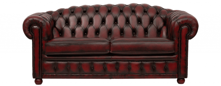 Delta-chesterfield-traditioneel-3zits-Highlander-antique-red-vooraanzicht