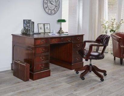 delta-chesterfield-bureau-en-court-swivel-bureaustoel