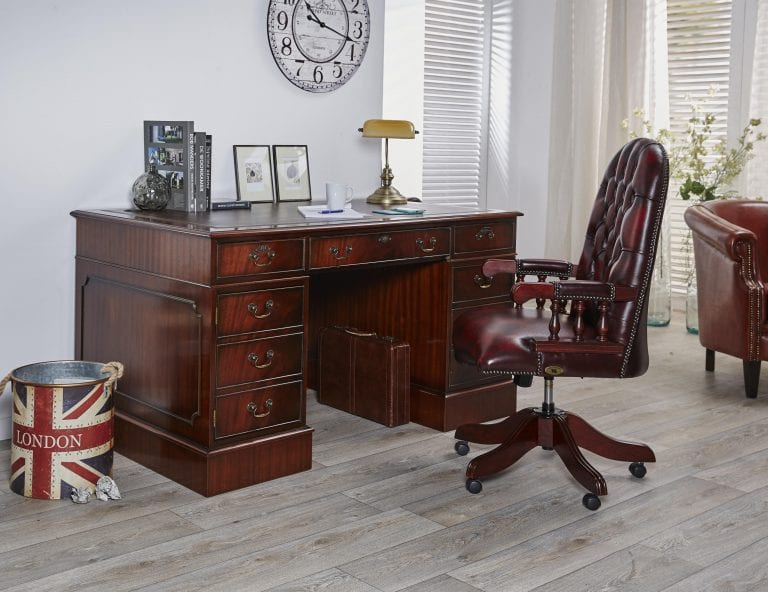 delta-chesterfield-bureau-en-mountbatton-swivel-bureaustoel