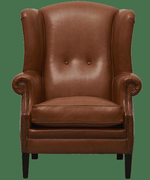delta-chesterfield-durban-stoel-schaap-old-finish-bruin-vooraanzicht
