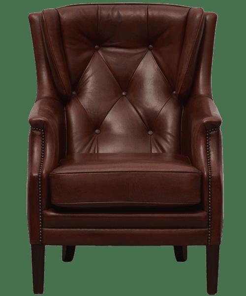delta-chesterfield-pemberton-stoel-schaap-bruin-vooraanzicht