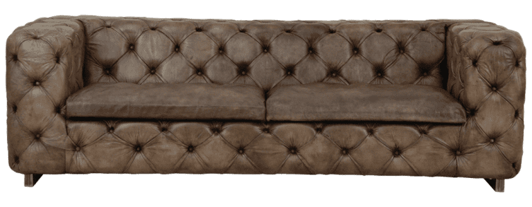 Paris eigentijdse chesterfield industriele look