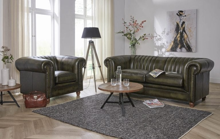 Guilbert originele engelse chesterfield