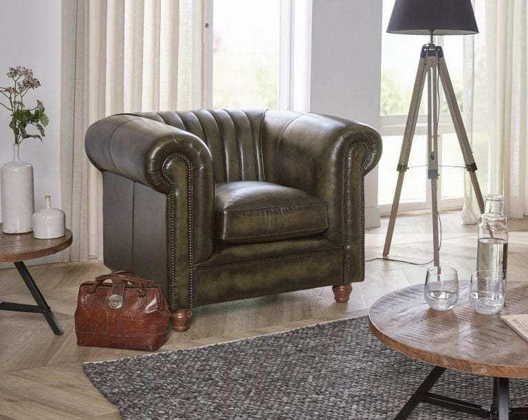 Gilbert originele engelse chesterfield
